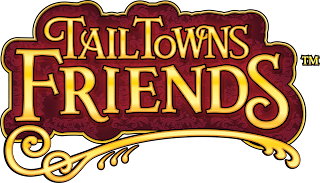 Tail Town Friends Logo