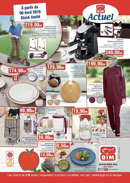 catalogue bim maroc vendredi 6 avril 2018