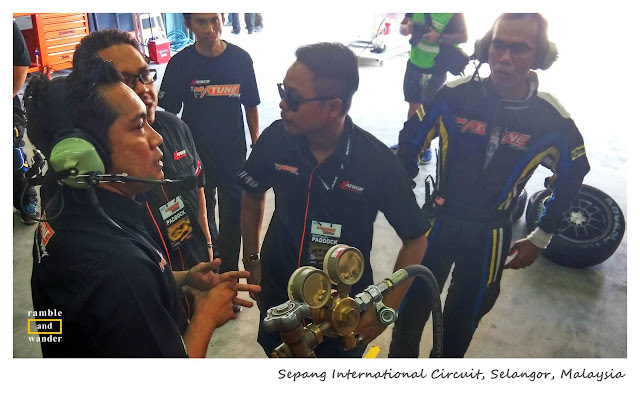 #TSDayOut 2016 Discover Selangor | Sepang International Circuit | Ramble and Wander