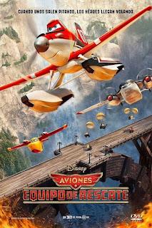 Aviones: Equipo de rescate (Aviones 2) (2014)