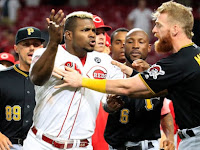 Yasiel Puig was released and traded in the same arms as the Reds and Pirates