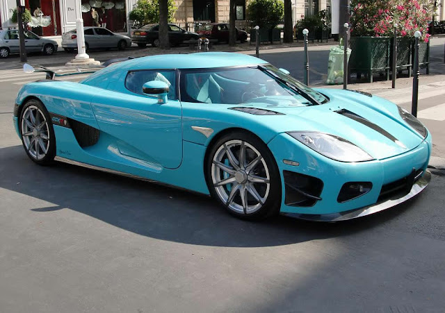 Koenigsegg CC supercar
