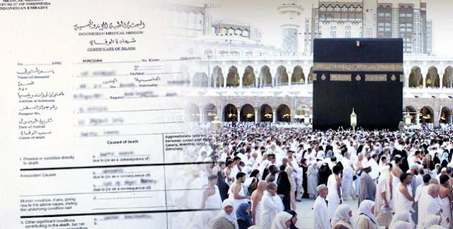 Terbaru! 305 Jamaah Haji Indonesia Meninggal Dunia Di Tanah Suci, Ini Data Lengkapnya