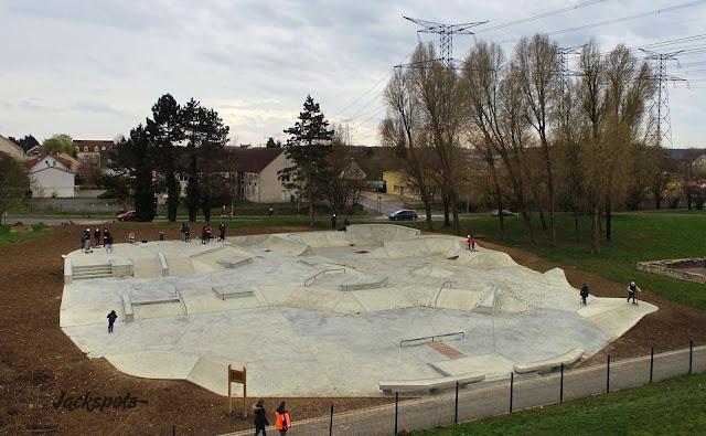 Skate park Roissy en brie