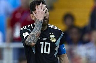 4 Alasan Messi Tidak Sebaik Jika Dimainkan DiInternasional, No Satu Tidak Terbantahkan