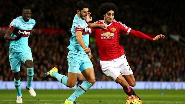 Manchester United vs West Ham en vivo online