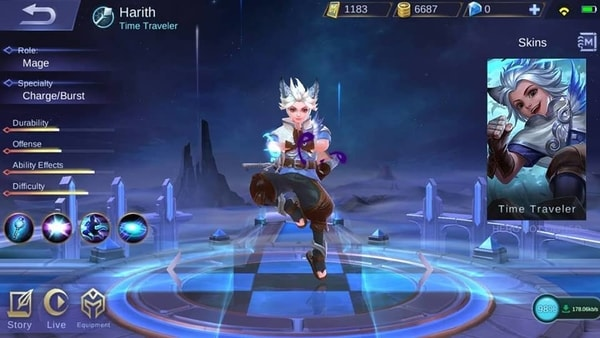 Harith Skills, Basic Description, and Overview