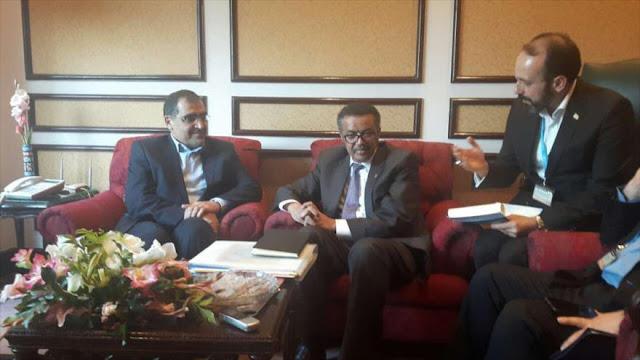 La OMS alaba los esfuerzos de Irán en el sector de la salud