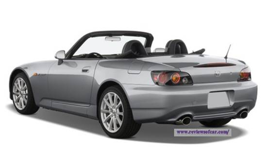 2017 Honda S2000 Inside  Reviews of Car
