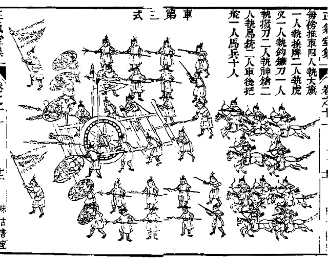 Ming Dynasty War Wheelbarrow