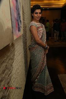 Actress Samantha Stills at hmotsavam Movie Promotion Press Meet  0054