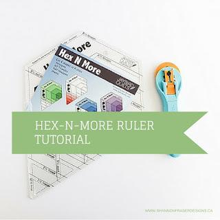 Hex-N-More Ruler Tutorial