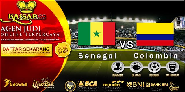 Prediksi Bola Jitu Senegal vs Colombia 28 Juni 2018
