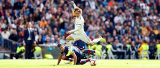 Cronica 1 Real Madrid 2: Esfuerzo en Vano