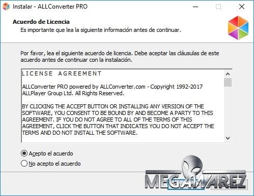 ALLConverter Pro 2.0 imagenes