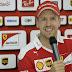 """Vettel: """"Será mi debut conduciendo un Ferrari en casa y será especial"""""""
