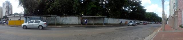 Rua Canuto Abreu Parque CERET