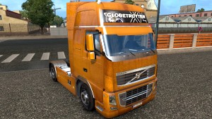 Dirty Volvo 2009 - Works on all skins