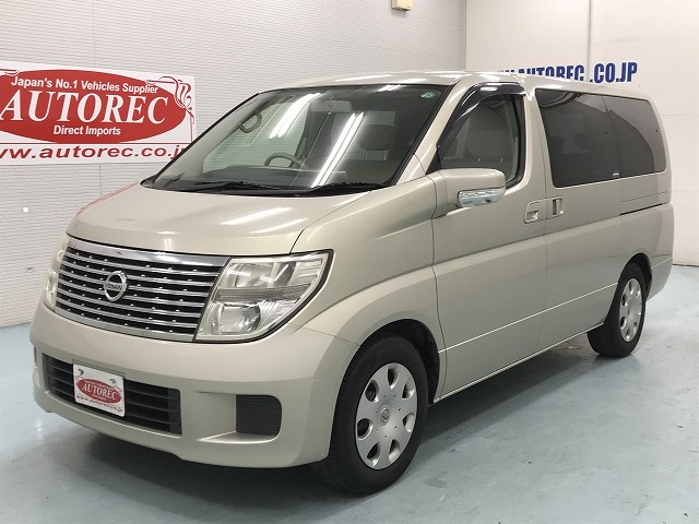 2005 Nissan Elgrand V for Swaziland to Durban or Mbabane ...