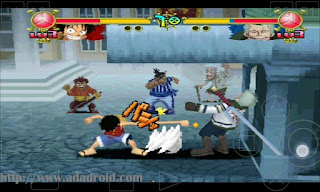 Download One Piece Grand Battle 2 Android