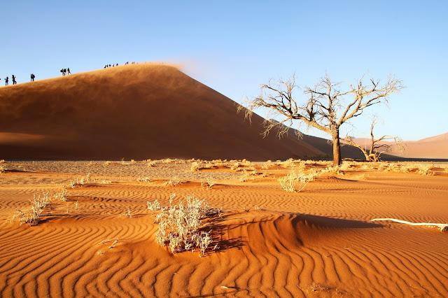O grande e magnífico DESERTO DA NAMÍBIA | Visitar um dos lugares mais incríveis do mundo