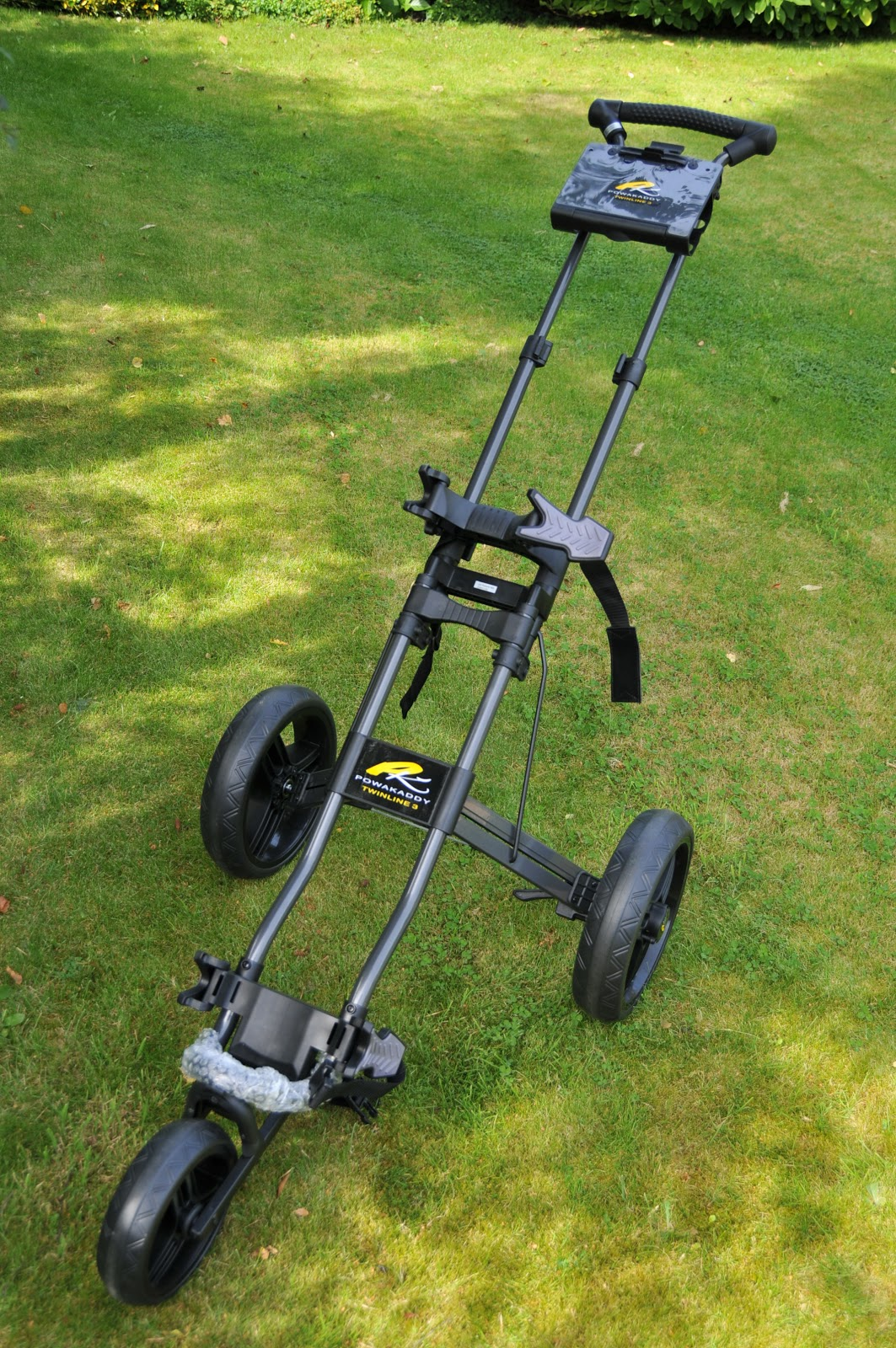 PowaKaddy Twinline 3 Review - Hooked: Ireland's Golf Courses
