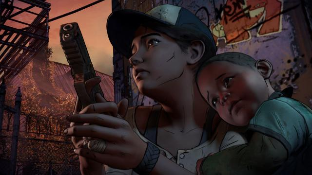 The Walking Dead A New Frontier Torrent