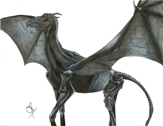 Thestral Prop