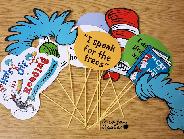Dr. Seuss party ideas for the classroom | A is for Apples