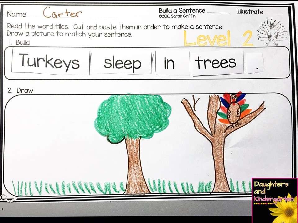 this no prep center is engaging promotes reading and writing and supports informational text common core standards great for whole class small groups - Pictures Of Turkeys For Kids 2