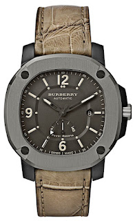 Montre Burberry The Britain référence BBY1000