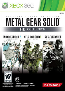 Metal Gear Solid HD Collection (X-BOX360) 2011