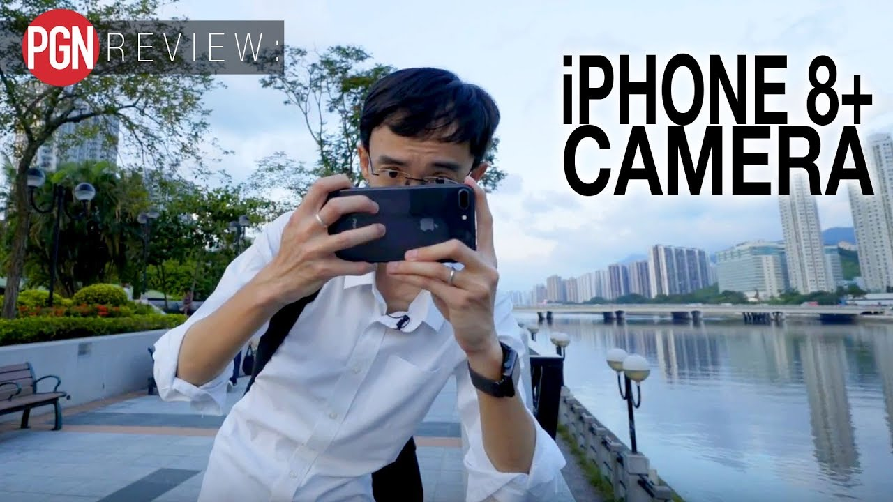 REVIEW: APPLE iPHONE 8 Plus Camera (Lok tests long exposures, slow mo, 4k 60fps & vlogging)