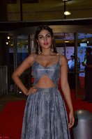 Rhea Chakraborty in a Sleeveless Deep neck Choli Dress Stunning Beauty at 64th Jio Filmfare Awards South ~  Exclusive 053.JPG