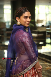 Aditi Rao Hydari Stills in Lehenga Choli at Cheliyaa Telugu Movie Audio Launch Event  0015.JPG