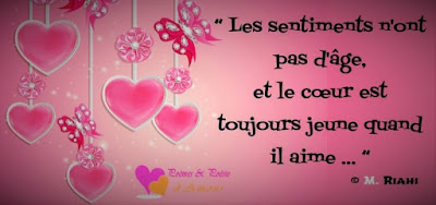 Citation sentiments d'amour