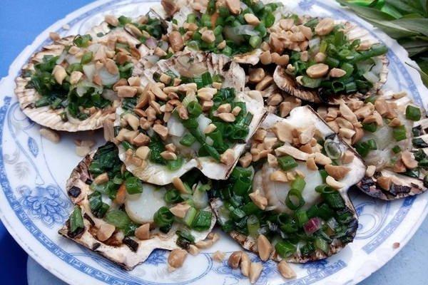 Xe du lịch Phú Yên - Các món ăn hải sản