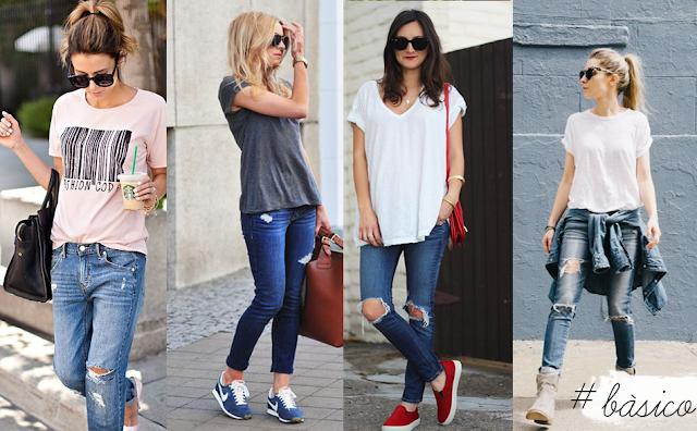 Resultado de imagem para looks com calça jeans confortavél