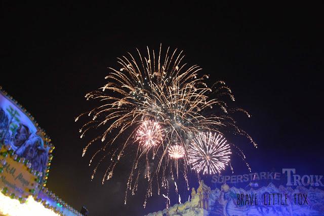 Feuerwerk Brarupmarkt