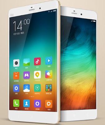 Harga Xiaomi Mi Note Pro Terbaru