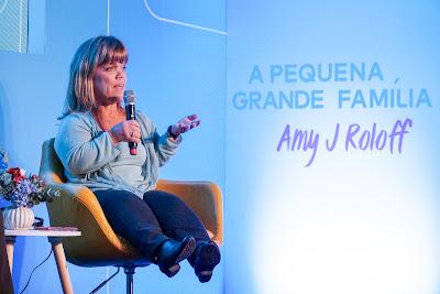 """Amy Roloff, protagonista da série """"A Pequena Grande Família"""", do TLC - Divulgação"""