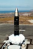 LGM-118 Peacekeeper Missile