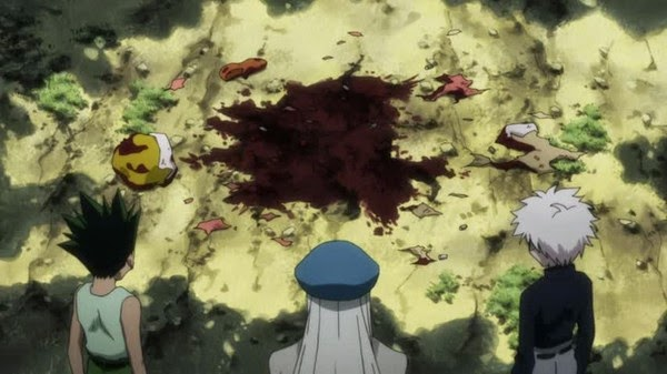 Ponzu, Ponzu's death, Chimera Ant Arc, Hunter x Hunter