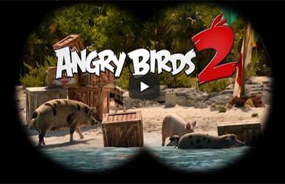 فيديو للعبة Angry Birds 2 الجديده