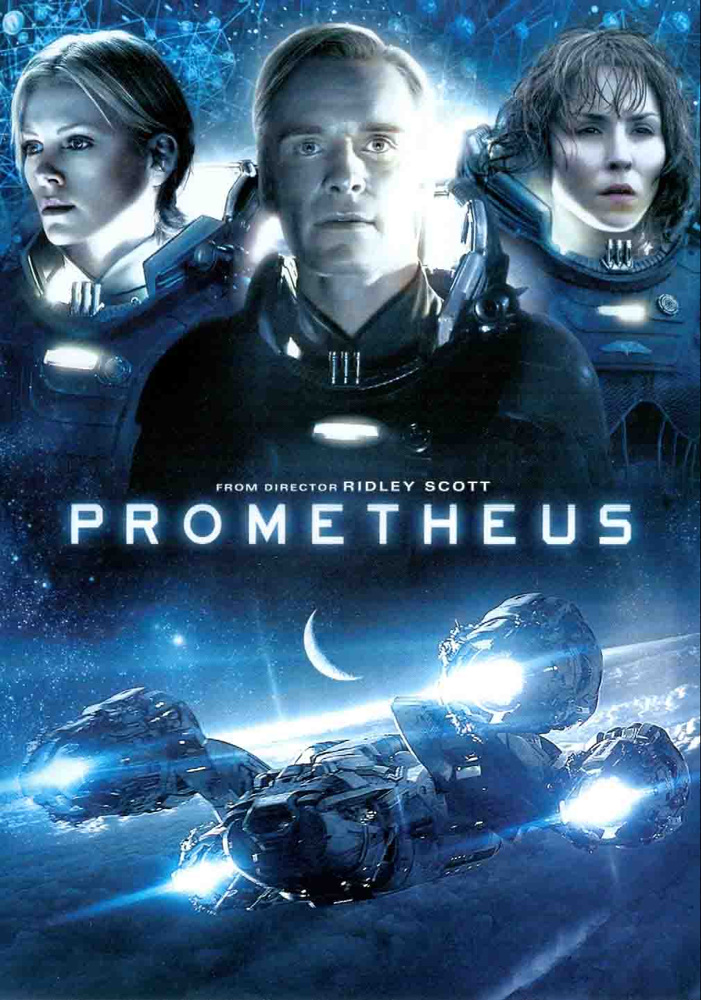 Prometheus Torrent – BluRay 720p/1080p Dual Áudio