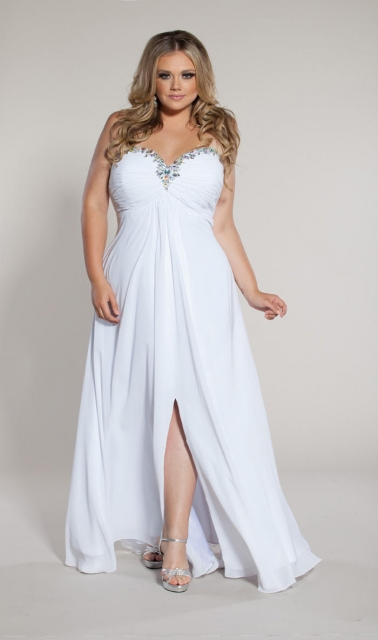 Wedding Dresses Size 30 : Big fat size plus wedding dresses bridal