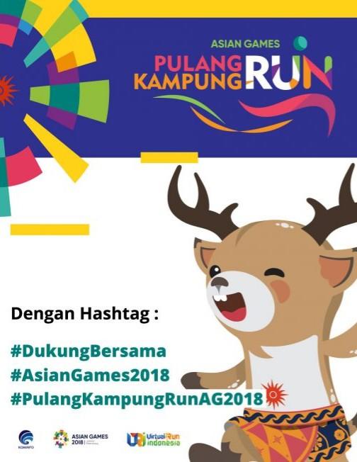 Pulang Kampung Run • 2018