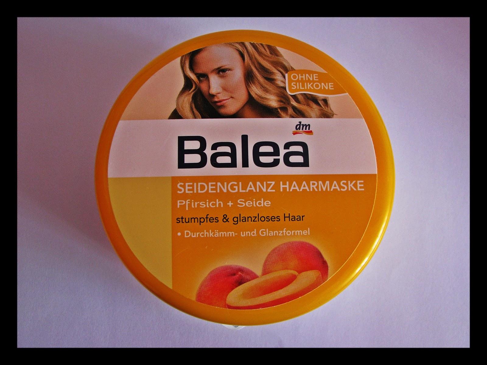 Balea Hair Mask Among Beauty Drawers