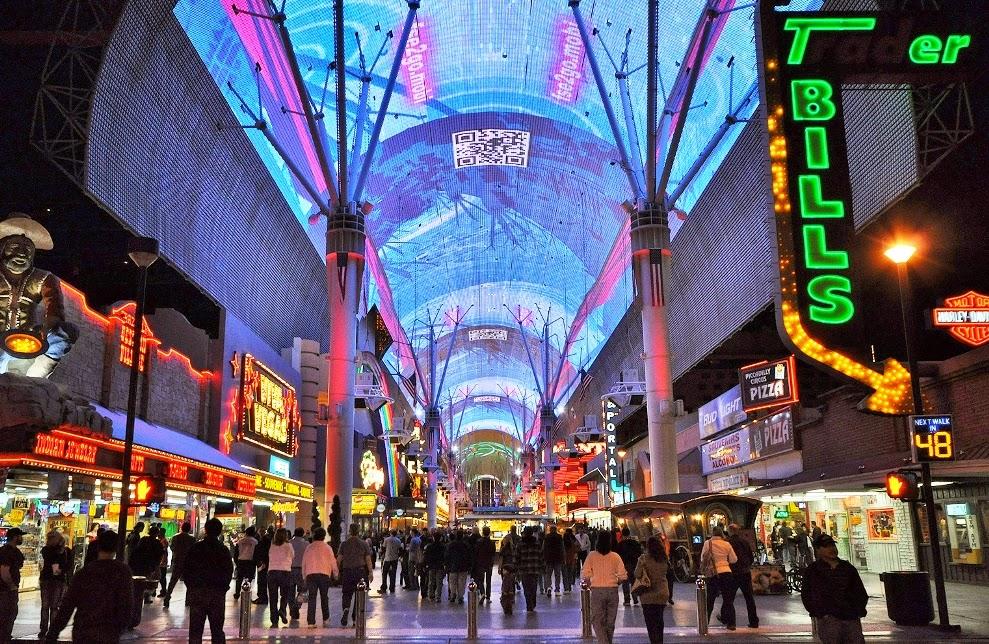 Onde ficar em Las Vegas Downtown