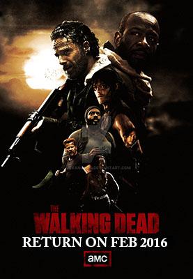 The Walking Dead Season 6 Episode 9